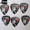 Wholesale China Made Celluloid/ABS/Nylon/PVC Guitar Picks with Custom Logo 10