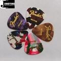 Wholesale China Made Celluloid/ABS/Nylon/PVC Guitar Picks with Custom Logo 3