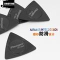 Wholesale China Made Triangle Abrasive Anti-skid Guitar Picks