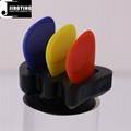 Wholesale China Made High-end Abrasive Guitar Picks