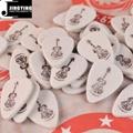 Wholesale China Made Woollen Felt Guitar/Ukulele Picks with Custom Logo
