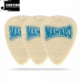 Wholesale China Made Woollen Felt Guitar/Ukulele Picks with Custom Logo