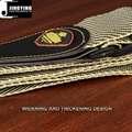 Wholesale 1.5M Length Microfiber Leather Polyester Cotton Guitar Straps 4