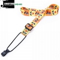 1.0M Length 1.2mm Thick Thermal Transfer Ribbon Ukulele Neck Straps