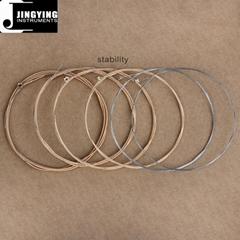 Wholesale Phosphor Copper Material The Round Wound Acoustic Guitar Strings