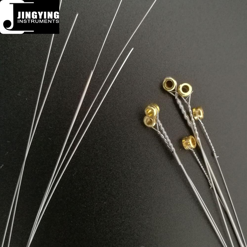 Wholesale Manufacturers Custom-made Nickel-plated Alloy Electric Guitar Strings 4