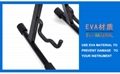 Wholesale A Type Multicolor Metal Guitar Stands, Electric&Acoustic Guitar Stands 12