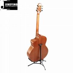 Wholesale Small Vertical Folding Guitar&Ukulele Stands
