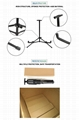 Wholesale Small Vertical Folding Guitar&Ukulele Stands 9