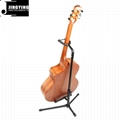 Wholesale Vertical Folding and Easy to Carry Ukulele&Guitar Stands