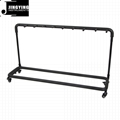 Wholesale Multi-head(3/5/7/9 Heads)Acoustic&Classic&Electric Guitar Display Rack 12