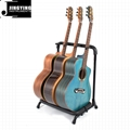 Wholesale Multi-head(3/5/7/9 Heads)Acoustic&Classic&Electric Guitar Display Rack 1