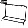 Wholesale Multi-head(3/5/7/9 Heads)Acoustic&Classic&Electric Guitar Display Rack 7
