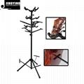 Wholesale Vertical Multi-head Violin&Ukulele&Guitar Display Rack 4