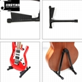 Wholesale New Type Sitting Metal Folding Guitar Stands