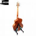 Wholesale Aluminum Alloy Material Vertical Folding Guitar Stands 3