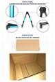 Wholesale Aluminum Alloy Material Vertical Folding Guitar Stands 8