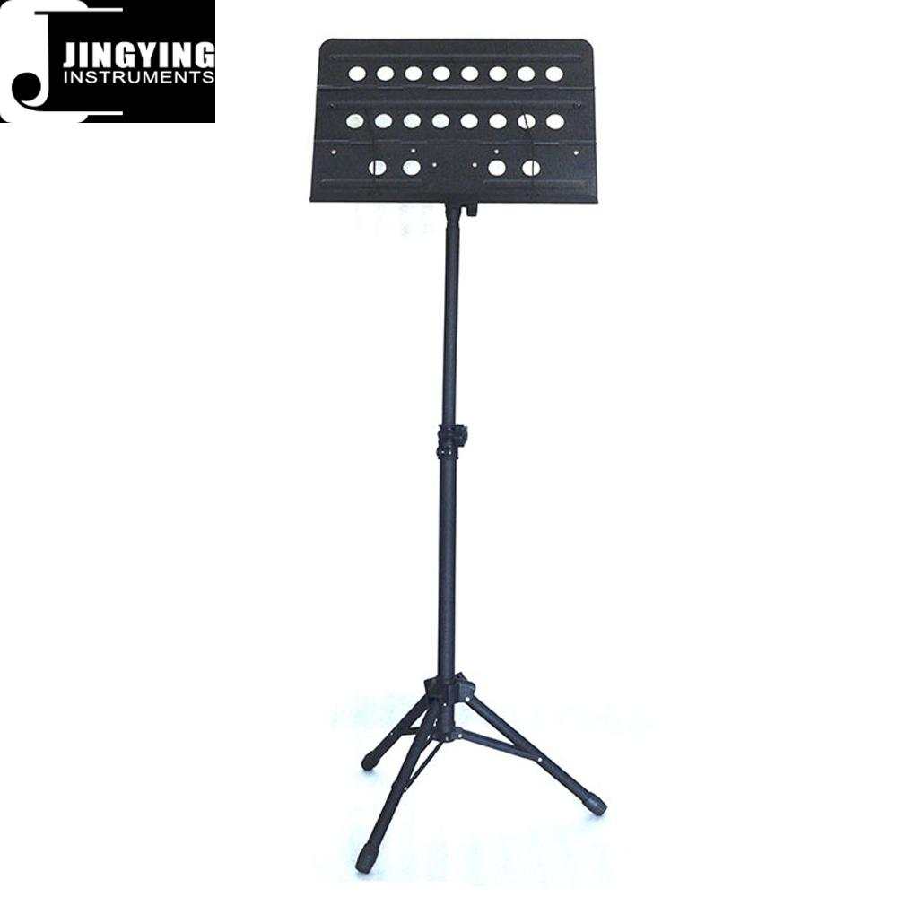 Wholesale Can be Raised and Folded Large Size Guitar&Violin Music Stands