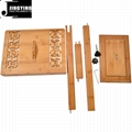 Wholesale Bamboo Material Thickened Music Stands