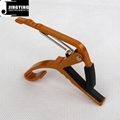 Wholesale High Quality Factory Direct Sale Handheld Aluminum Guitar Capo