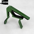 Wholesale High Quality Factory Direct Sale Hand-cut Aluminium Guitar Capo