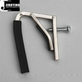 Wholesale Adjustable capo and strings between efforts,Metal Guitar Capo 4