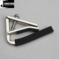 Wholesale Adjustable capo and strings between efforts,Metal Guitar Capo