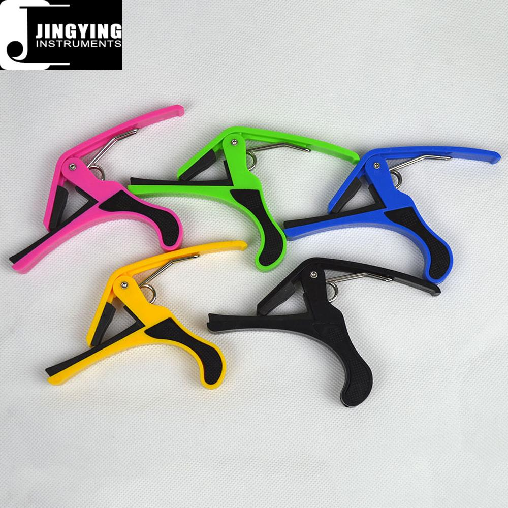 Wholesale China Supplier Factory Price ABS Guitar Capo,Ukulele Capo 3