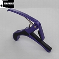 Wholesale High Quality Factory Direct Sale Aluminium alloy Guitar Capo