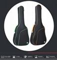 Wholesale 41 Inches Advanced 600D Oxford Cloth 10mm Sponge Acoustic Guitar Bags 5