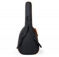 Wholesale 41 Inches Advanced 600D Oxford Cloth 10mm Sponge Acoustic Guitar Bags 4