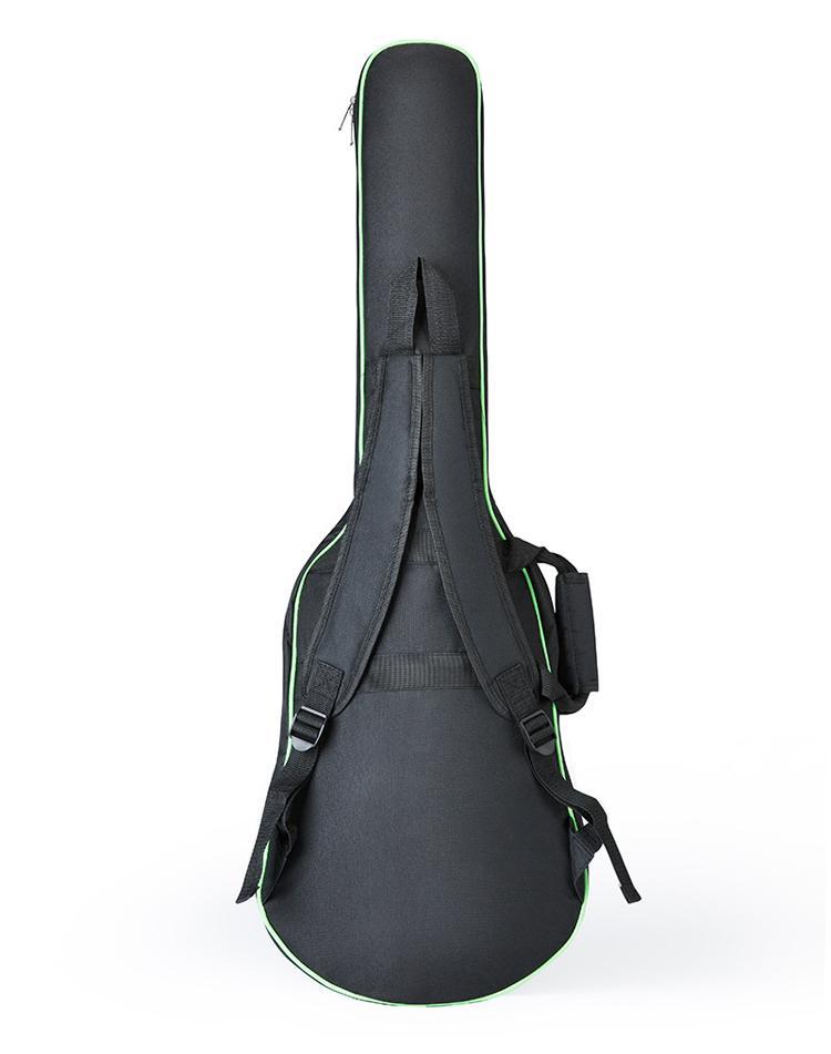 Wholesale 600D Oxford Cloth 8mm Sponge Two Shoulders Electric Guitar Bags 5