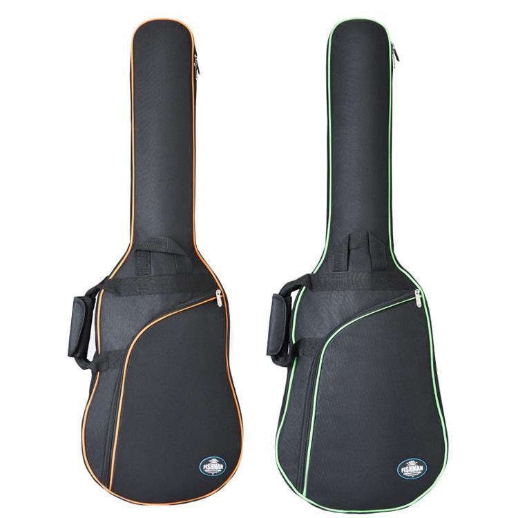 Wholesale 600D Oxford Cloth 8mm Sponge Two Shoulders Electric Guitar Bags 4