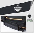 Wholesale 600D Oxford Cloth 8mm Sponge Two Shoulders Electric Guitar Bags