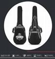Wholesale 600D Oxford Cloth 10mm Sponge Two Shoulders Electric Guitar Bags 3