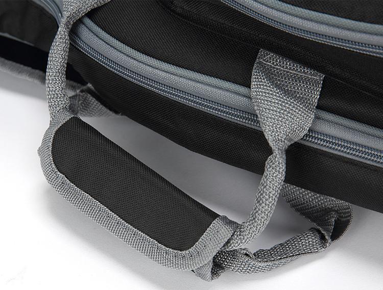 Wholesale 600D Oxford Cloth 10mm Sponge Two Shoulders Electric Guitar Bags 11