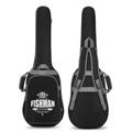 Wholesale 600D Oxford Cloth 10mm Sponge Two Shoulders Electric Guitar Bags 2