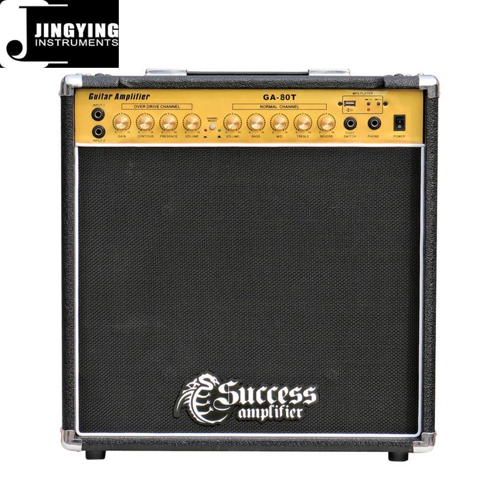 Wholesale 10W/15W/20W/30W/40W/80W/100W Electric Guitar Amplifier 9