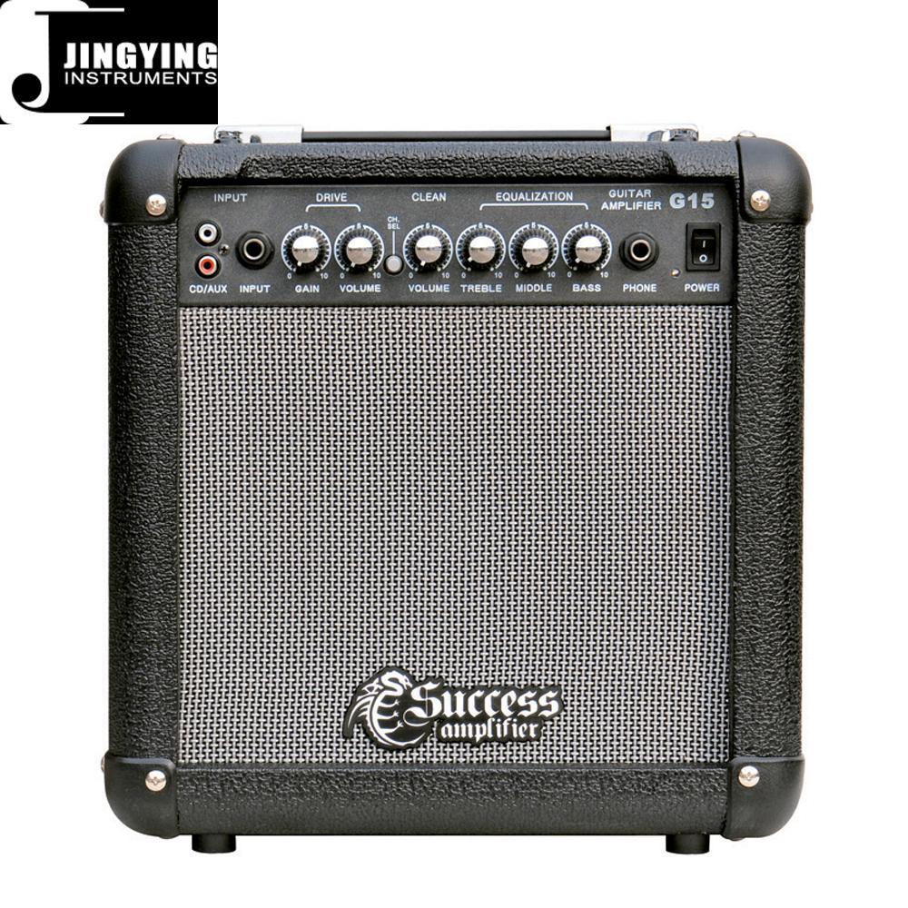 Wholesale 10W/15W/20W/30W/40W/80W/100W Electric Guitar Amplifier 4