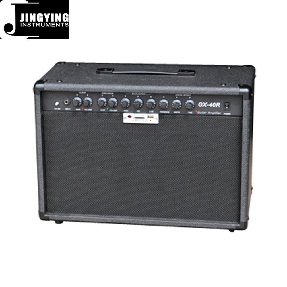Wholesale 10W/15W/20W/30W/40W/80W/100W Electric Guitar Amplifier 8