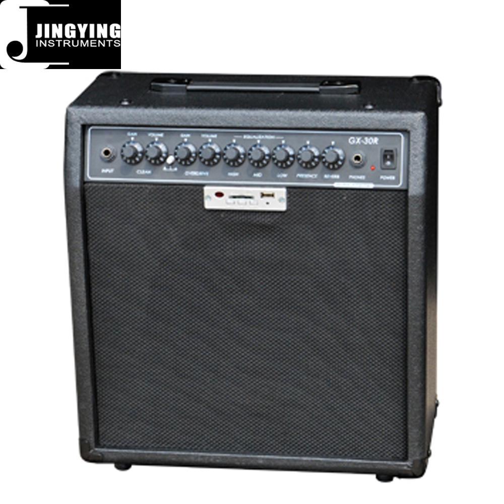 Wholesale 10W/15W/20W/30W/40W/80W/100W Electric Guitar Amplifier 7