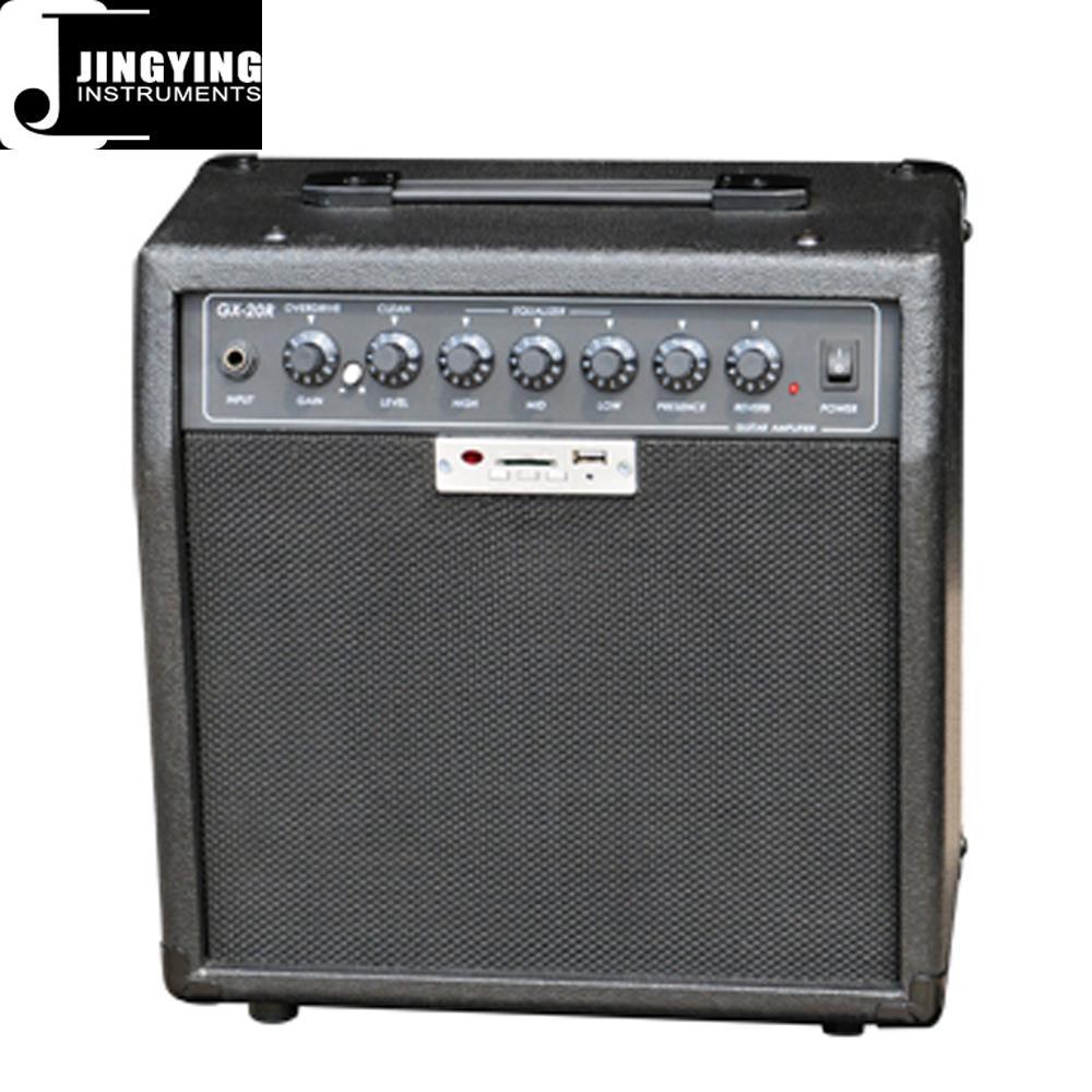 Wholesale 10W/15W/20W/30W/40W/80W/100W Electric Guitar Amplifier 6