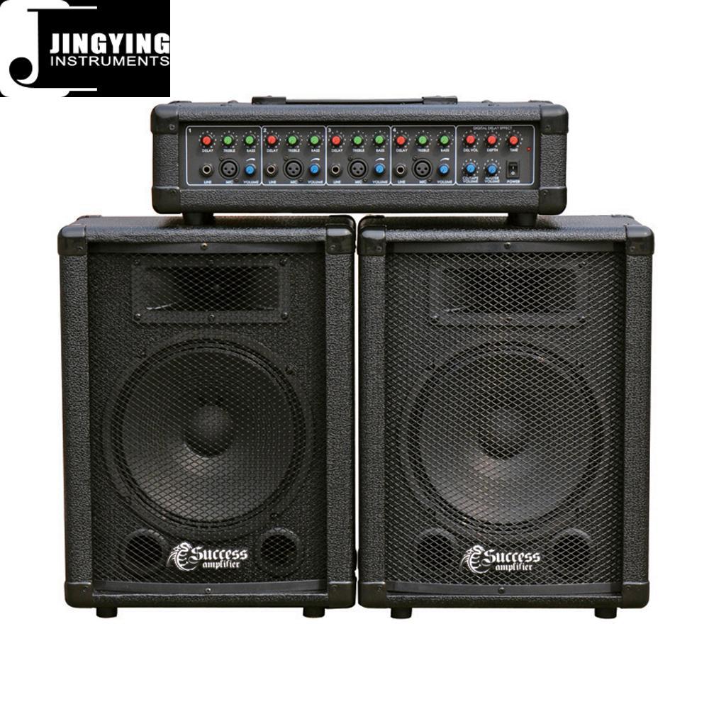 Wholesale 100W/150W/200W/400W Powered Mixer 1