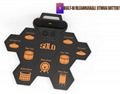 Silica Gel Material Upgraded Electronic Drums with Two Speakers 4