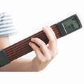 6 Fret Hand Type Chord Conversion Exercise Tool,Portable Pocket Guitar