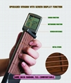 6 Fret Hand Type Chord Conversion Exercise Tool,Portable Pocket Guitar 8
