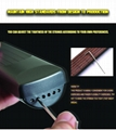 6 Fret Hand Type Chord Conversion Exercise Tool,Portable Pocket Guitar 5