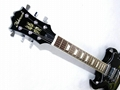 2020 Jingying Music SG Type Camouflage or Skulls Pattern Electric Guitars 8