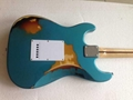 2020 Jingying Music ST Type Electric Guitars in All Colors 7