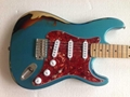 2020 Jingying Music ST Type Electric Guitars in All Colors 4